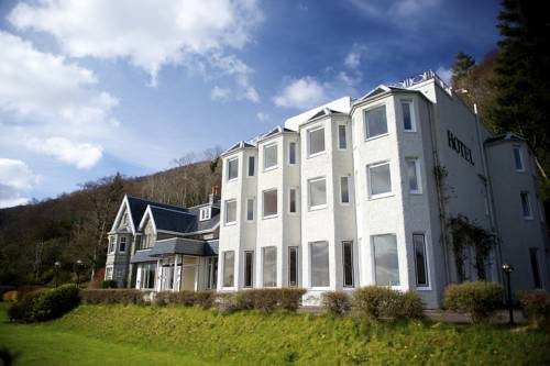 The Lodge On The Loch Cover Picture