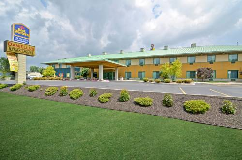 Best Western the Inn at the Fairgrounds Cover Picture