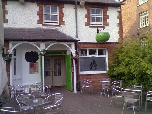The Bramley Apple Inn Cover Picture