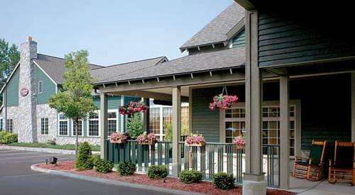 The Craftsman Inn Cover Picture