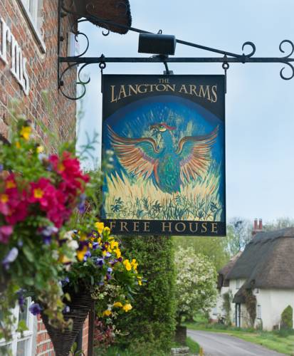 The Langton Arms Cover Picture