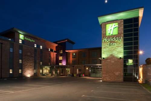 Holiday Inn Manchester Central Park Cover Picture