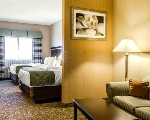 Comfort Suites Bloomsburg Cover Picture