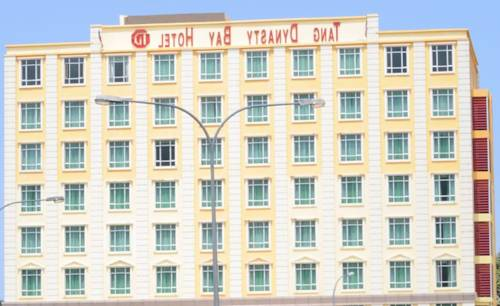 Tang Dynasty Bay Hotel Cover Picture