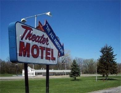 Theater Motel Cover Picture