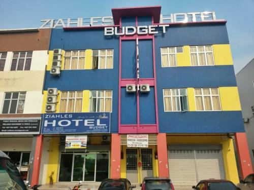 Ziahles Hotel Johor Bahru Cover Picture