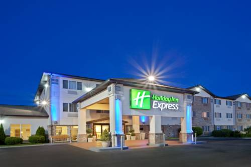 Holiday Inn Express Pendleton Cover Picture