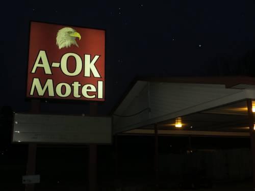 A OK Motel Cover Picture