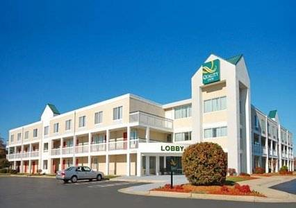 Quality Inn Rocky Mount Cover Picture