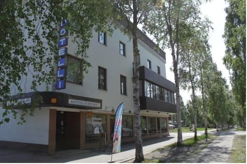 Hotel Nurmeshovi Cover Picture