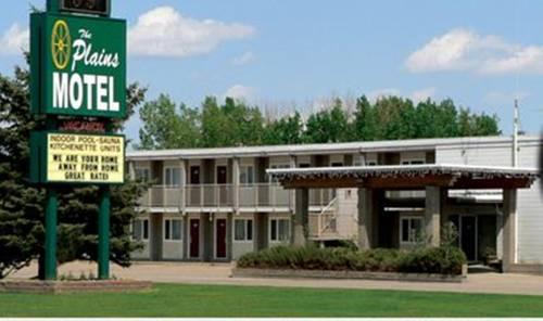 Plains Motel Cover Picture