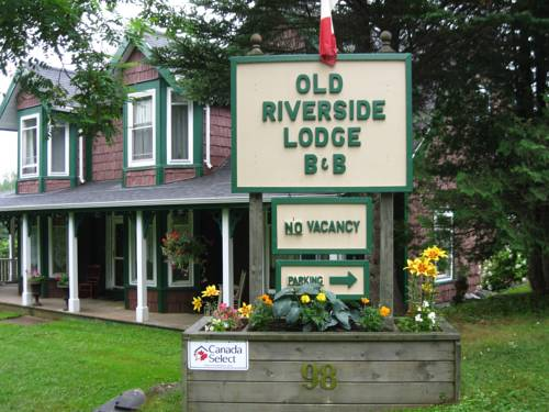 Old Riverside Lodge Bed & Breakfast Cover Picture