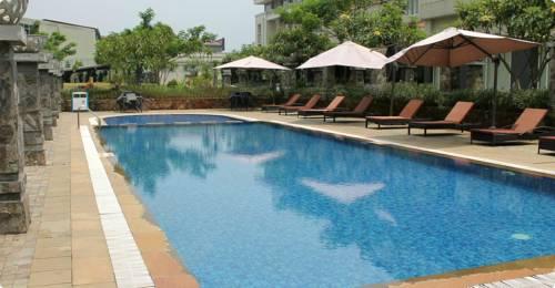 Hotel Santika Taman Mini Indonesia Indah Cover Picture