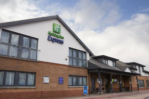 Holiday Inn Express Edinburgh Airport Cover Picture