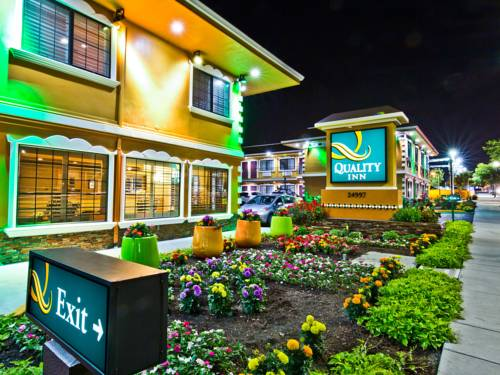 Quality Inn Hayward Cover Picture