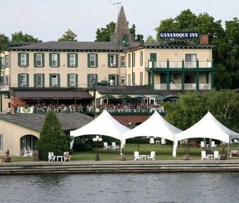 The Gananoque Inn & Spa Cover Picture