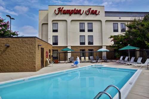 Hampton Inn Bowie Cover Picture