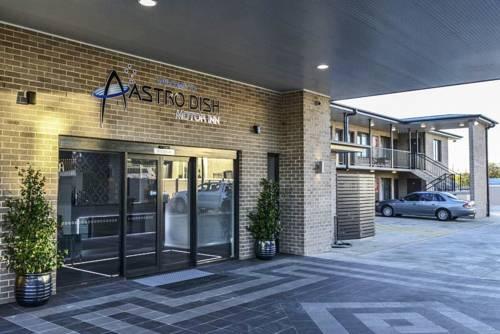 Astro Dish Motor Inn Cover Picture