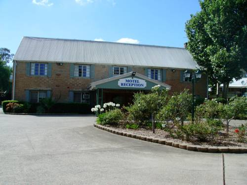 Campbelltown Colonial Motor Inn Cover Picture
