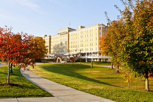 French Lick Springs Hotel Cover Picture