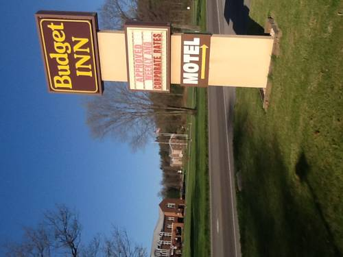 Budget Inn Clearfield Cover Picture