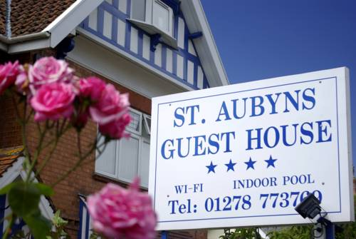 St Aubyn's Guest House Cover Picture