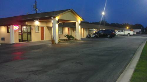 Budget Inn - Laurens Cover Picture