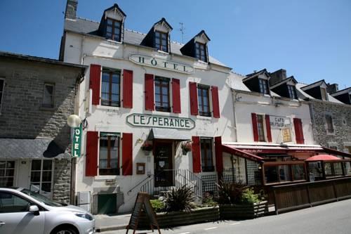 Hôtel de l'Espérance Cover Picture