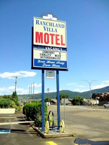 Ranchland Villa Motel Cover Picture