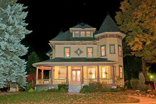 Sleepy Hollow B&B Cover Picture