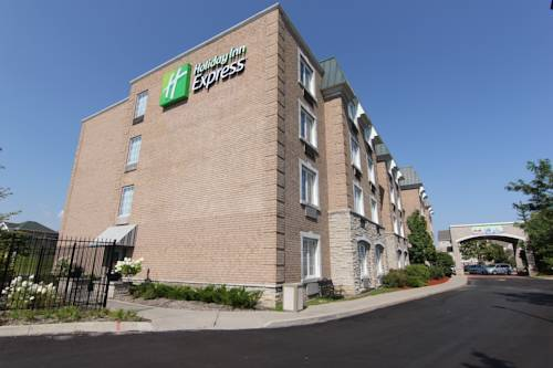 Holiday Inn Express Whitby Oshawa Cover Picture