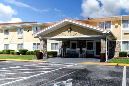 Rodeway Inn & Suites Jacksonville Cover Picture