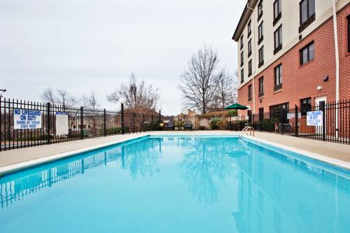 Holiday Inn Express Hotel & Suites Greenville-Downtown Cover Picture