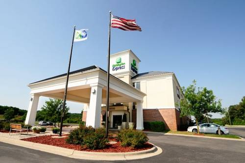 Holiday Inn Express - Delafield Cover Picture