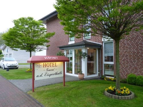 Hotel Garni an der Eissporthalle Cover Picture