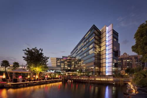 Jumeirah Creekside Hotel Cover Picture