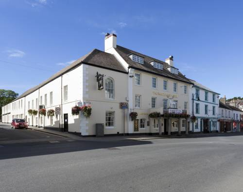 The White Hart Hotel Cover Picture