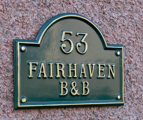 Fairhaven B&B Cover Picture
