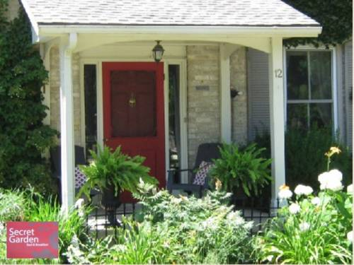 Secret Garden B&B of Bayfield Cover Picture