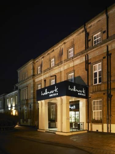 Hallmark Hotel Derby Midland Cover Picture