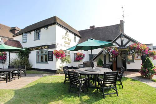 The Potters Arms Cover Picture