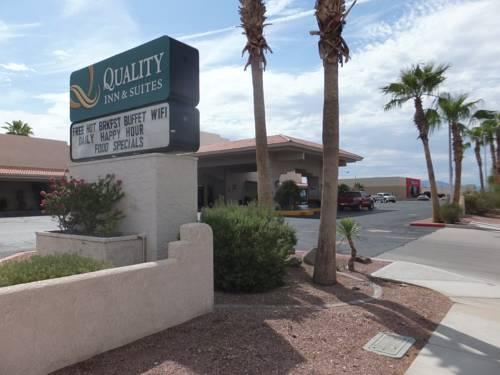 Quality Inn & Suites Lake Havasu City Cover Picture