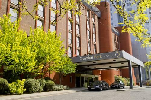 Croydon Park Hotel London Cover Picture