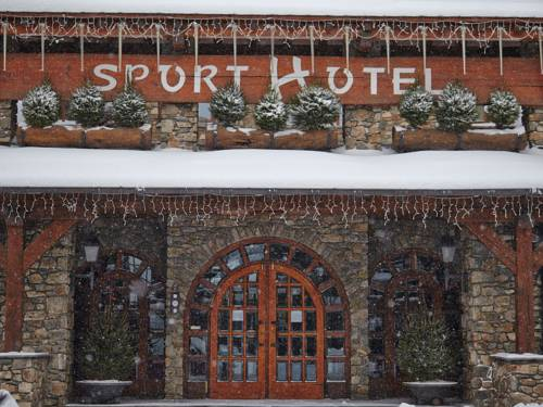 Sport Hotel Cover Picture