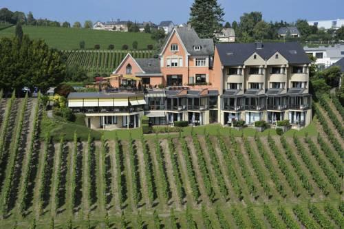 Hotel Des Vignes Restaurant Du Pressoir Cover Picture
