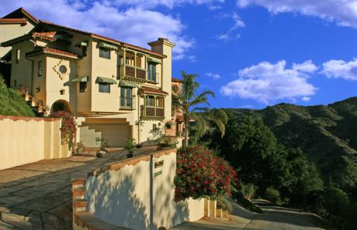Topanga Canyon Inn Bed and Breakfast Cover Picture
