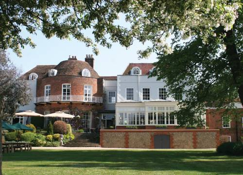 St Michael's Manor Hotel - St Albans Cover Picture
