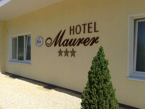 Hotel Maurer Cover Picture