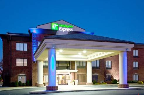 Holiday Inn Express Shelbyville Cover Picture