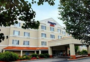 SpringHill Suites Providence West Warwick Cover Picture